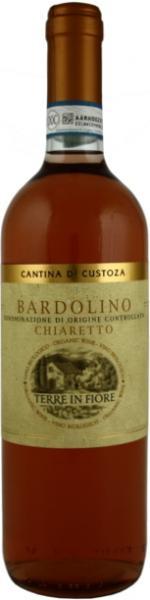 Beliebter Rosé - Wein vom Gardassee