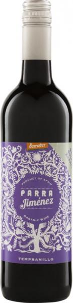 Demter - Rotwein ohne Schwefel - Zusatz