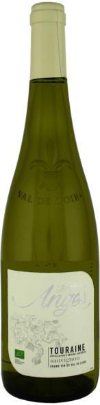 Sauvignon Blanc, Jardin des Anges 2015/2016, AOC Touraine, Biowein Frankreich
