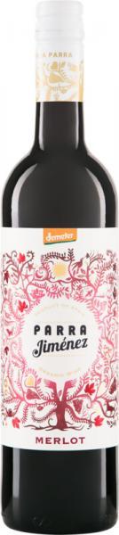 Demeter Wein von Parra Jimenez