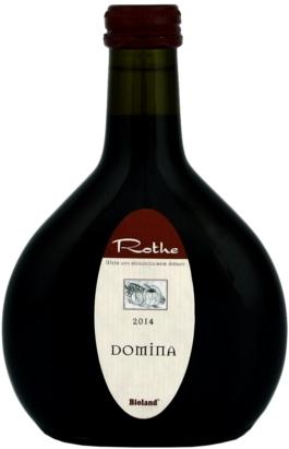 Frankenwein Domina Kleine Weinflasche