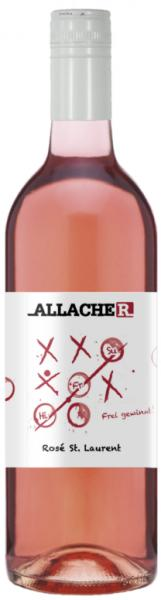 Rose-Wein St. Laurent Allacher histamingeprüft