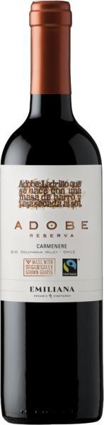 Carménère Wein aus Chile Fairtrade