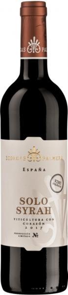 Spanischer Rotwein Syrah
