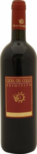 Rotwein Primitivo Apulien