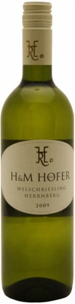 Weingut Hofer Welschriesling