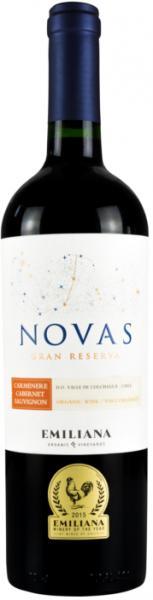 Bio - Rotwein aus Chile von Emiliana