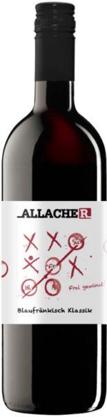 Histamingeprüfter Zweigelt Blaufränkisch Rotwein