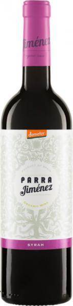 Parra Jimenez Syrah, Demeter, 2019/2020, Spanien