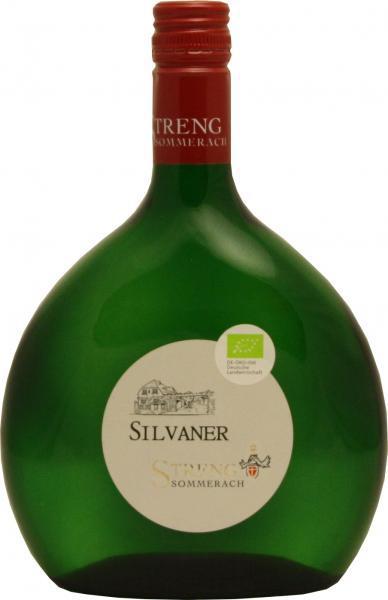 Frankenwein Silvaner im Bocksbeutel