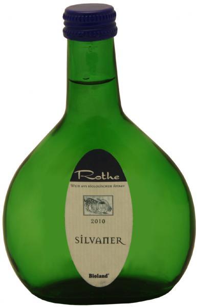 Kleine Weinflasche Frankenwein
