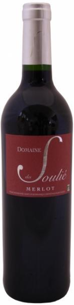 Merlot aus Frankreich Langudoc