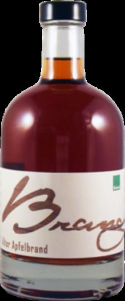 Brandy aus fränkischen Apfelweinbrand
