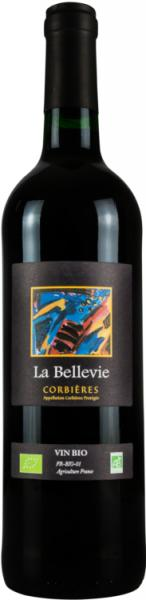 Corbieres Rotwein Bellevie