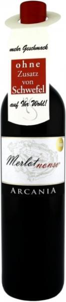 Rotwein ohne Schwefel - Zusatz
