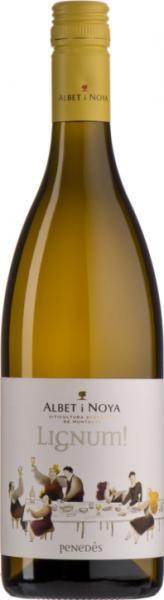 Weißwein aus Spanien Albet i Noya