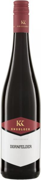 Lieblicher Rotwein aus Deutschland