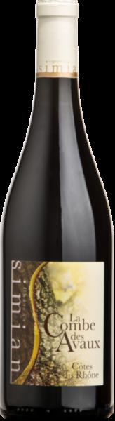 Rotwein von der Rhone