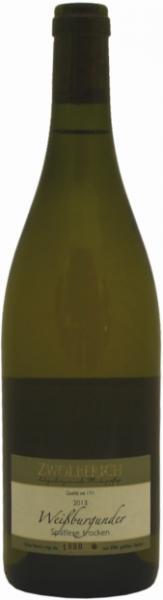 Weißer Burgunder Spätlese Weingut Zwölberich