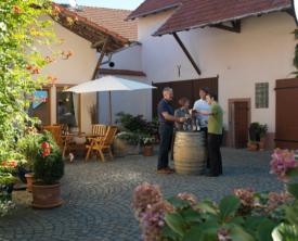 Weingut Kühling stellt in Rheinhessen Pinot Noir her