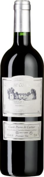 Bordeaus Rotwein aus Merlot