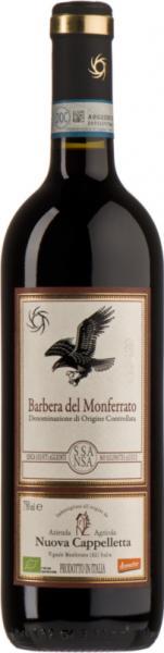 Bio Rotwein aus dem Piemont