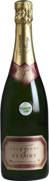 Champagne Brut 'Exclusiv' Fleury, Bio, Demeter-Wein
