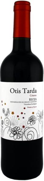 Rioja Rotwein Otis Tarda