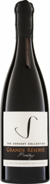 Südafrikanischer Rotwein Pinotage