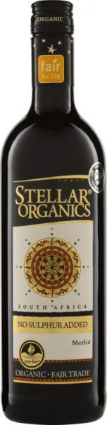 Rotwein Südafrika ohne Sulfit - Zusatz