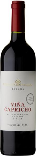 Spanischer Rotwein der Bodegas Palmera