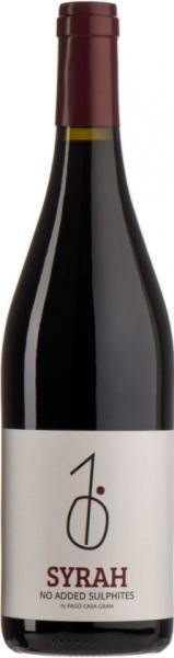 Syrah Rotwein ohne Schwefel - Zusatz
