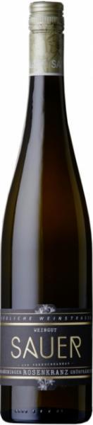 Deutscher Weißwein Grünfränkisch