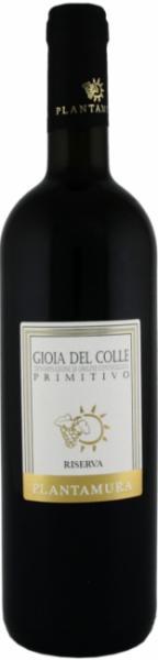 Primitivo Riserva Gioia del Colle Apulien Italien