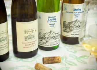 Riesling Smaragd ist ein lagerfähiger Wein
