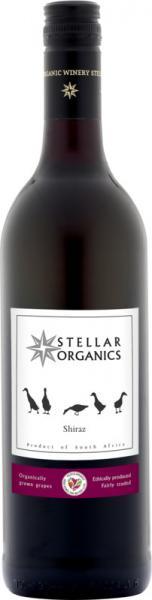 Stellar Organics Shiraz 2017 / 2018 Wein Südafrika, Bio