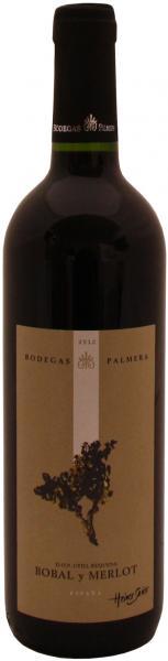 Rotwein Bodegas Palmera Spanien