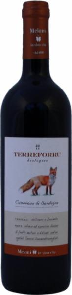 Rotwein von Meloni Sardinien