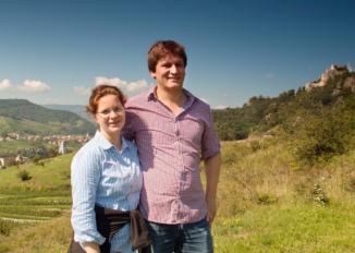 Familie Harm - Weingut Schmidl