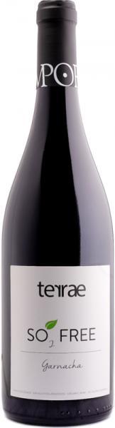 Spanischer Garnacha Rotwein ohne Schwefel - Zusatz