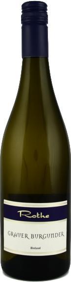 Grauburgunder Frankenwein