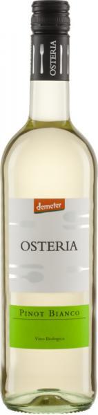 Pinot Bianco Demeter-Wein