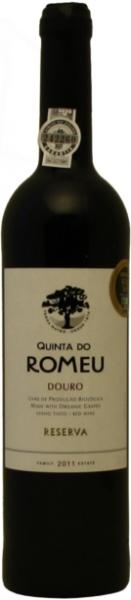 Quinta do Romeu Reserva, DOC Douro, 2016/2017, Biorotwein Portugal