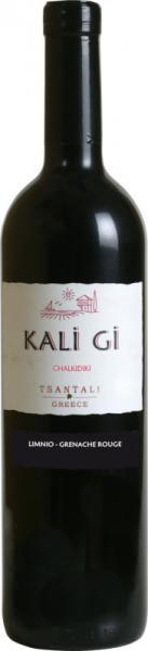 Kali Gi, Griechischer Rotwein, Chalkidiki ggA, 2018/2019, Tsantali, Griechenland