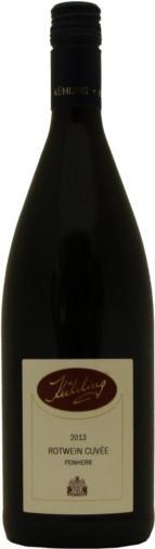 Halbtrockener Rotwein Weingut Kühling