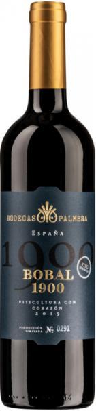 Bodegas Palmera Bobal 1900
