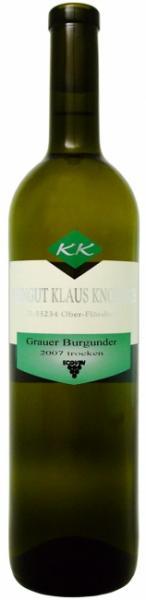 Grauber Burgunder aus Rheinhessen