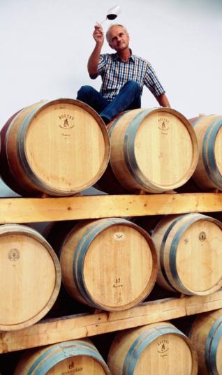 Barrique Weinlager L Angelet