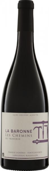 Rotwein ohne Schwefelzusatz Baronne