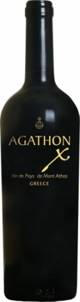 Agathon X Mount Athos VdPays, 2013 Tsantali Biowein Griechenland
